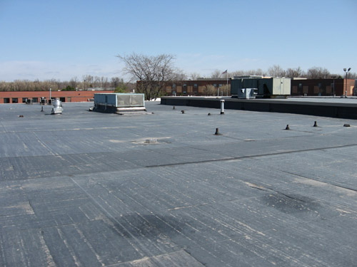 Epdm Flat Roof Repair Contact Frederic Roofing Today